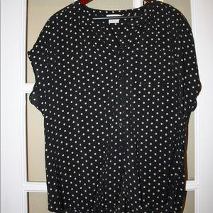 VanHusen Woman's Blouse Size 2XL